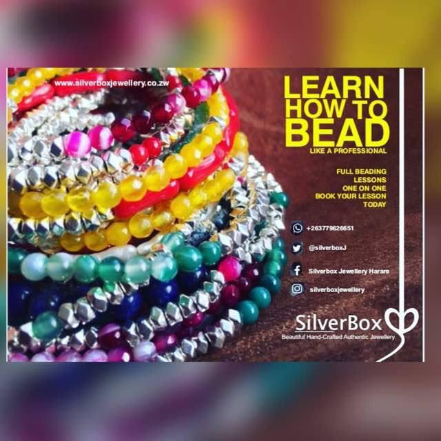 Beading Lessons from SIlverbox Jewellery